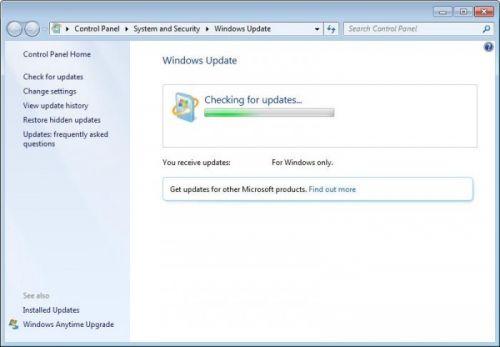 微软重发Win 7四月更windows7系统32位新总补丁KB4093118 已修复NIC问题