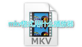 mkv格式用什么播放器