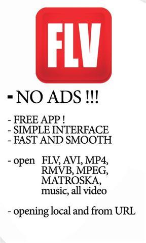FLV 播放器